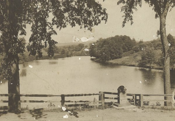 Dobsonville Pond and the Pump